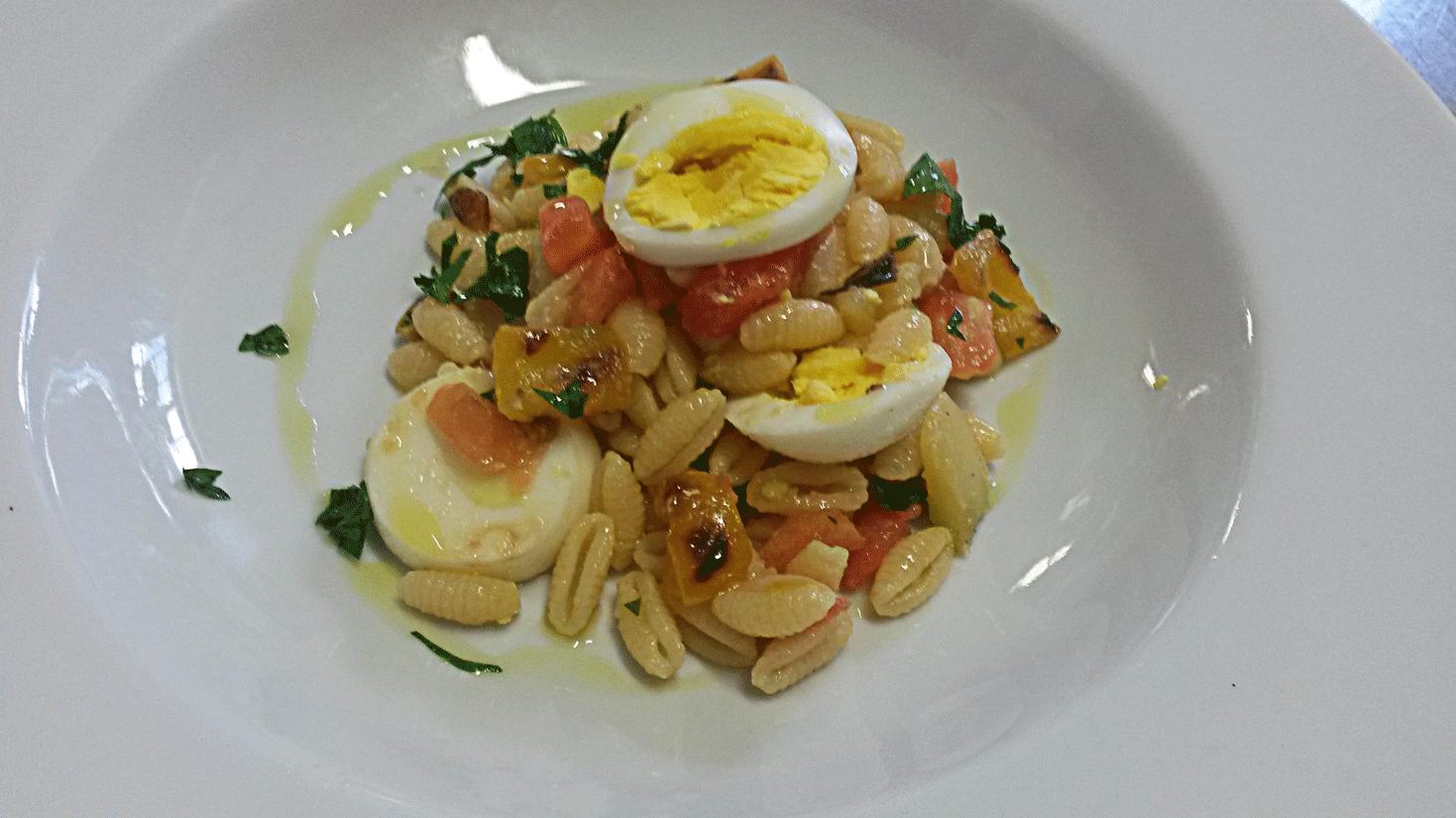 Maloreddus Salad