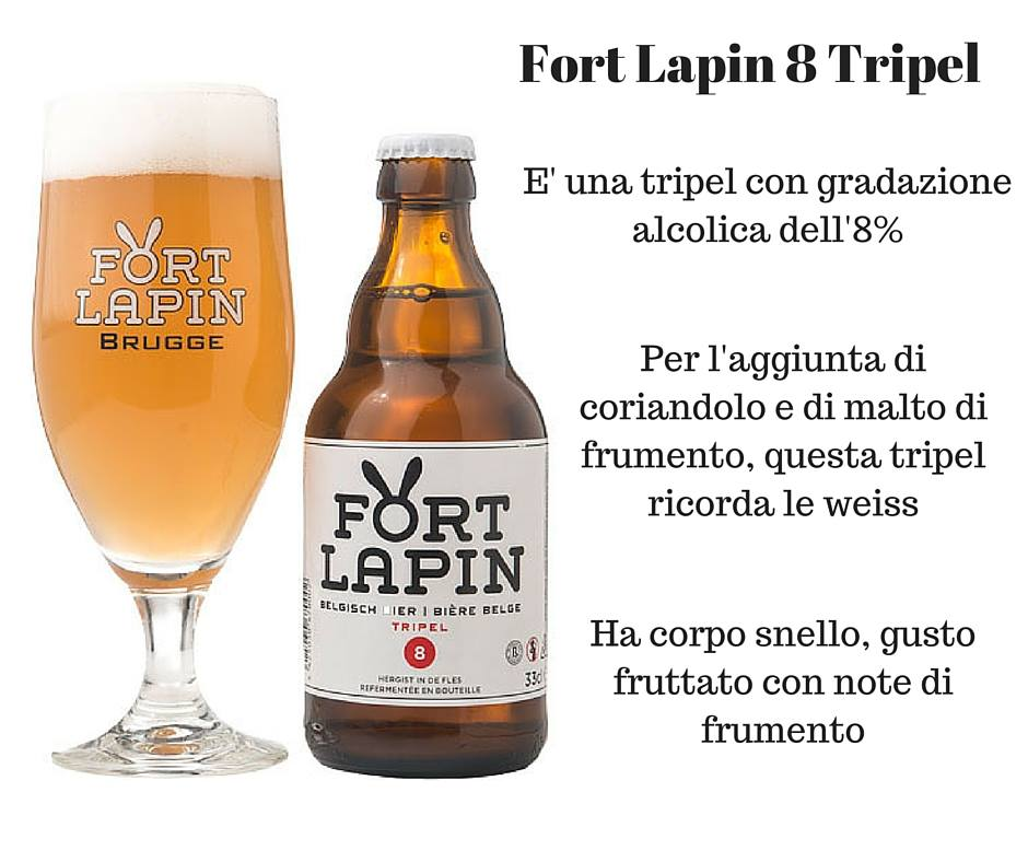 Fort Lapin8Tripel